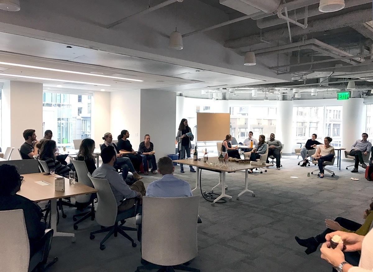 comm meeting